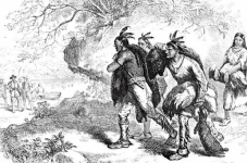 fur trading in the 17th century