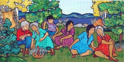 Canadian Native Art A Cultural Perspective By An Ojibwa Artist